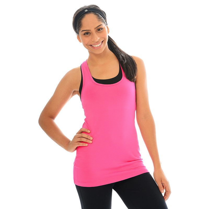90 Degree by Reflex Scoopneck Racerback Yoga Tank - Women's