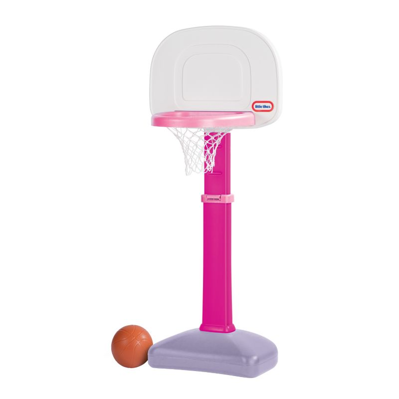 Little Tikes TotSports Easy Score Basketball Set, Multicolor thumbnail