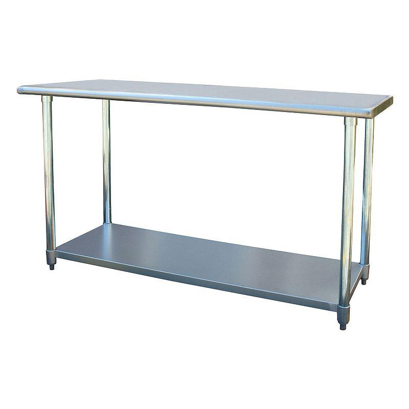 Sportsman Series 60-in. Stainless Steel Work Table