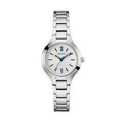 Bulova Women's Stainless Steel Watch 96L215 by
