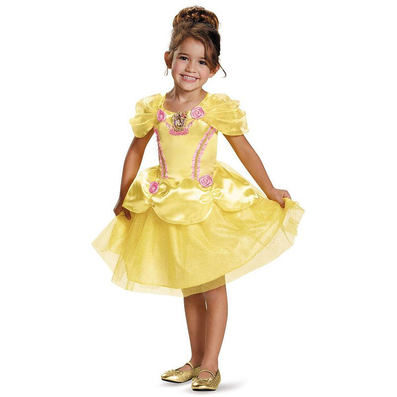 Disney's Beauty and the Beast Belle Costume - Kids