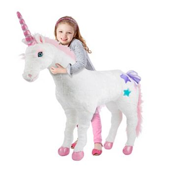 Melissa & Doug Plush Unicorn Kid's Toy
