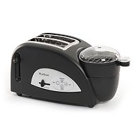 West Bend 2-Slice Egg & Muffin Toaster