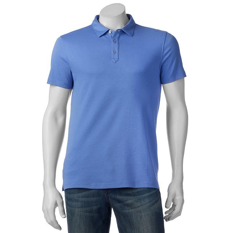 Men's Apt. 9® Slim-Fit Luxury Polo