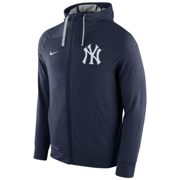 Men's Nike New York Yankees Dri-FIT Full-Zip Hoodie