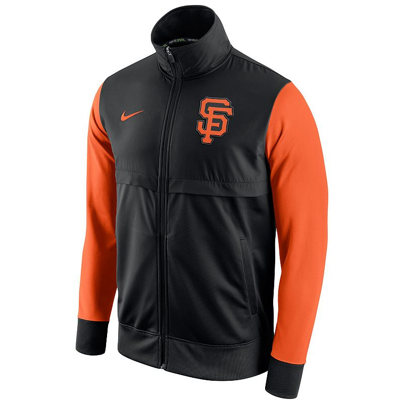 Men's Nike San Francisco Giants Track Jacket