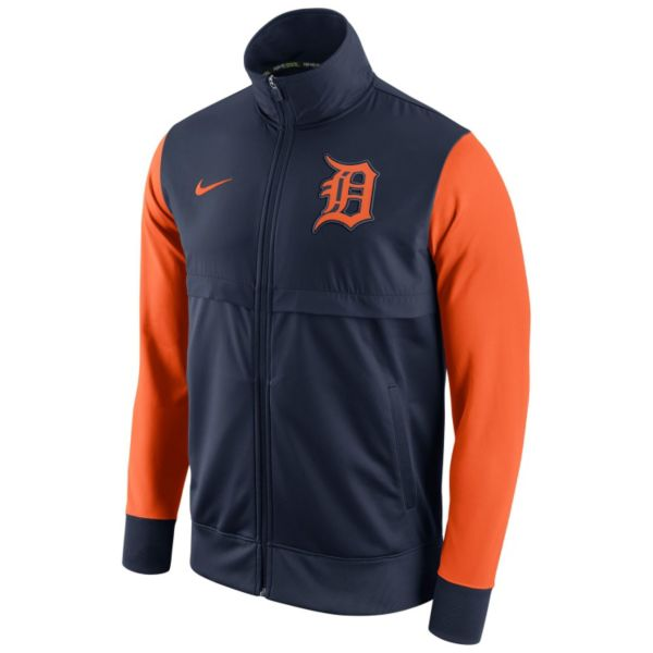 Men's Nike Detroit Tigers Track Jacket