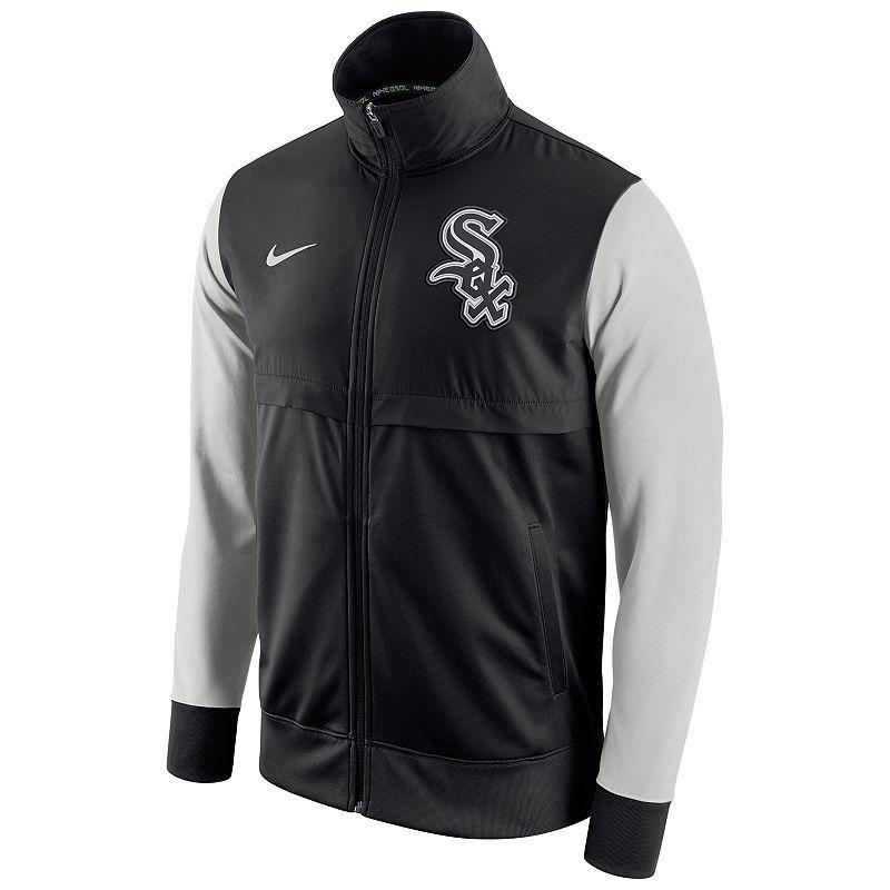 Men's Nike Chicago White Sox Track Jacket