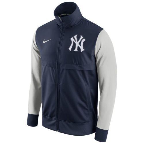 Men's Nike New York Yankees Track Jacket