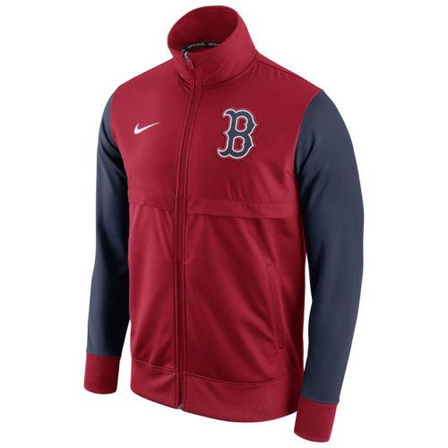 Men's Nike Boston Red Sox Track Jacket