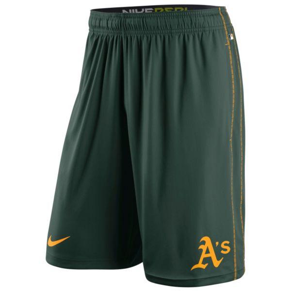 Men's Nike Oakland Athletics Fly Shorts
