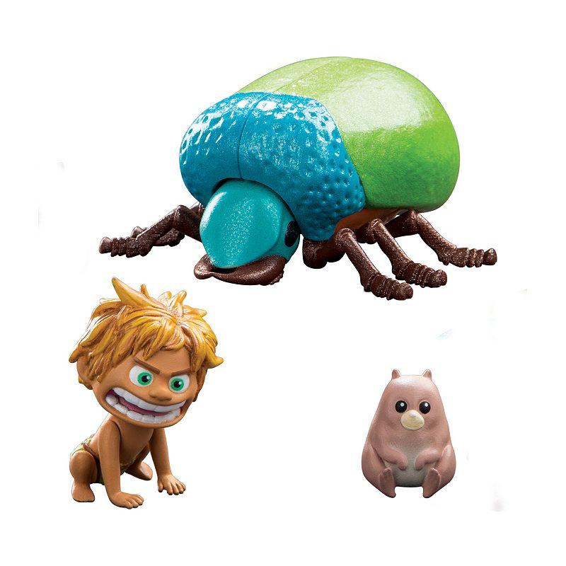 Disney / Pixar The Good Dinosaur Spot & Beetle Figure Set