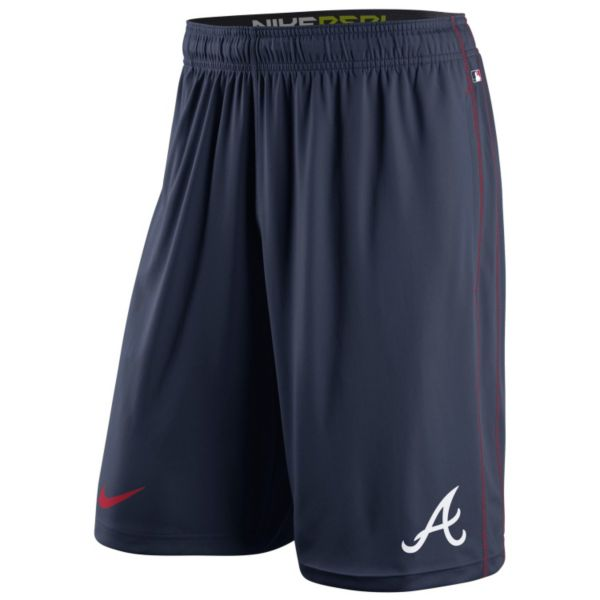 Men's Nike Atlanta Braves Fly Shorts