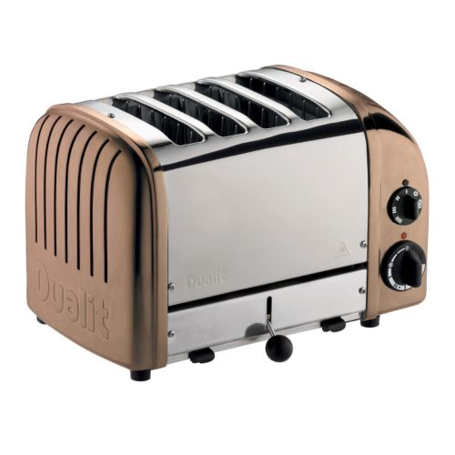 Dualit 4-Slice Copper Toaster