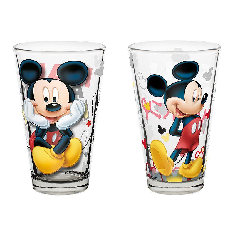Disney's Mickey Mouse Tumbler Set by Zak Designs