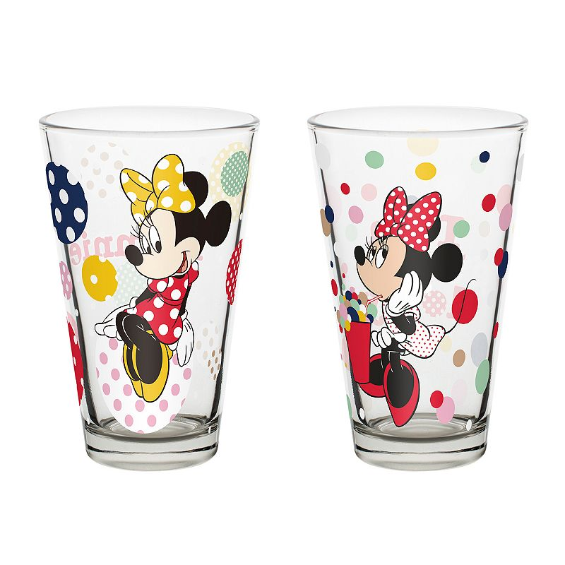 Disney's Minnie Mouse Tumbler Set by Zak Designs