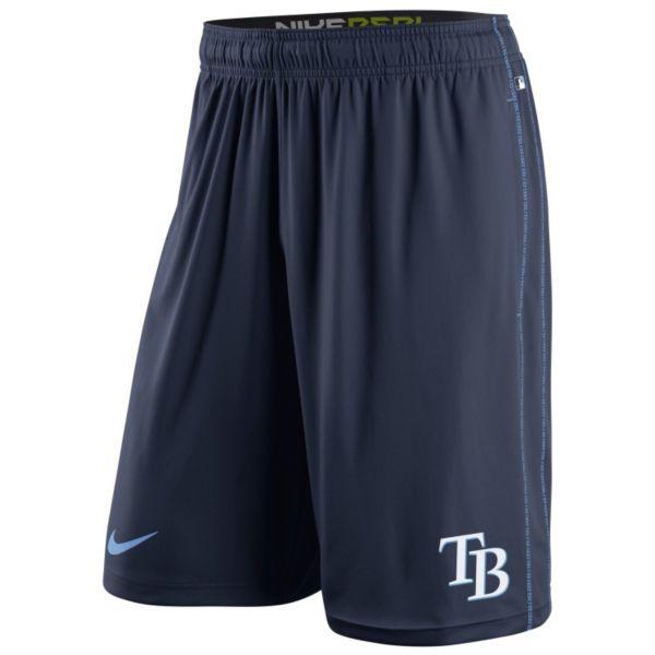 Men's Nike Tampa Bay Rays Fly Shorts