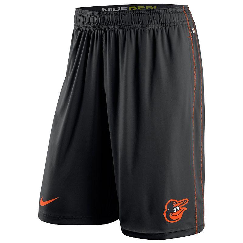 Men's Nike Baltimore Orioles Fly Shorts