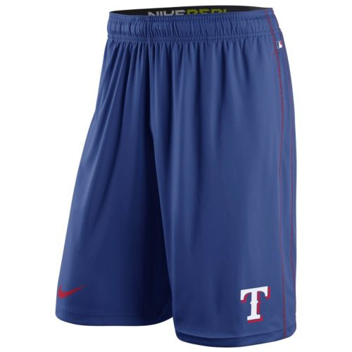 Men's Nike Texas Rangers Fly Shorts