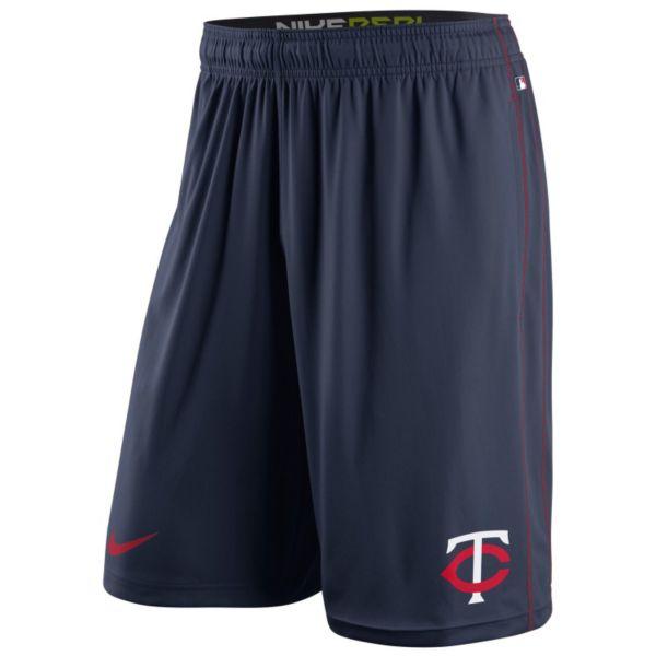 Men's Nike Minnesota Twins Fly Shorts