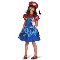 Super Mario Bros. Mario Costume - Kids