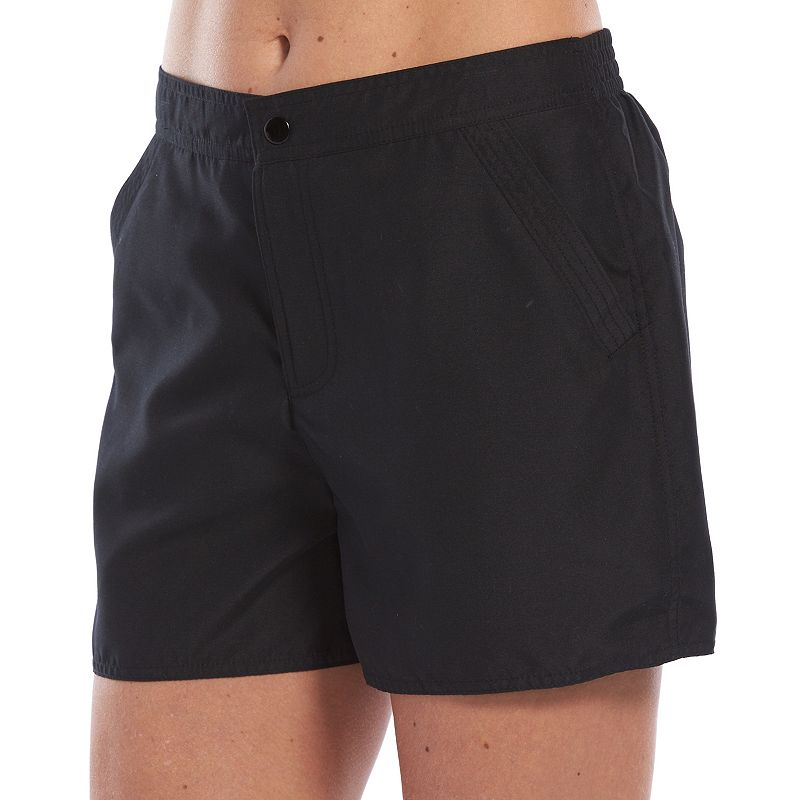 Women's Croft & Barrow® Swim Short Bottoms
