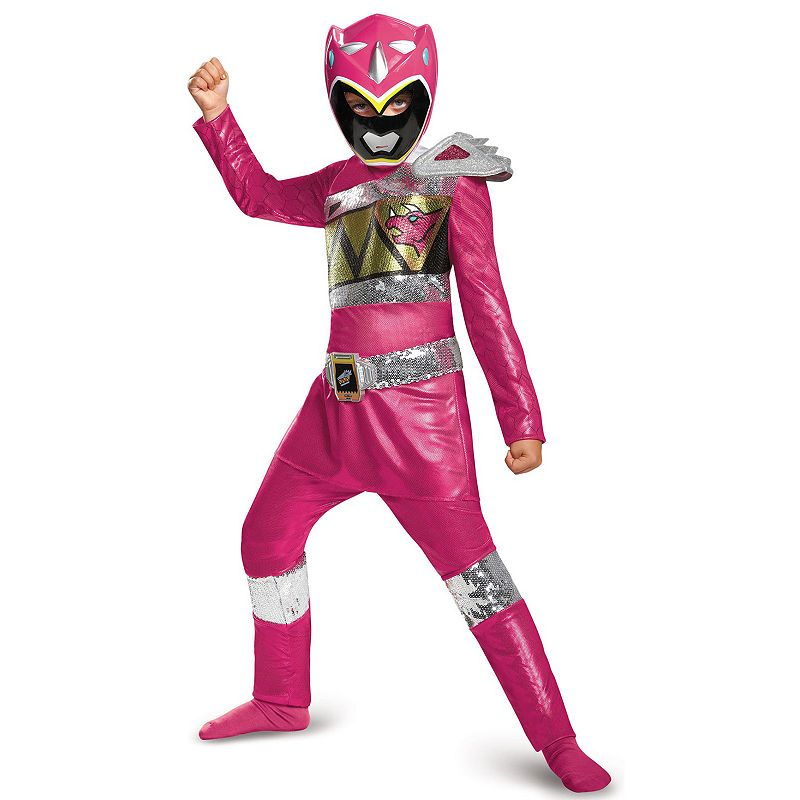 Power Rangers Pink Ranger Costume - Kids