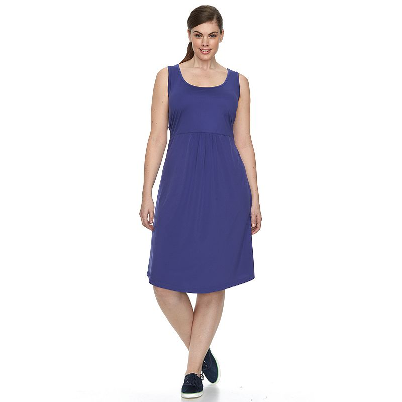 Plus Size Columbia Zephyr Heights Omni-Wick Dress