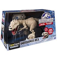 Jurassic World Zoomer Dino Indominus Rex Collectible Robotic Edition by Zoom Pets
