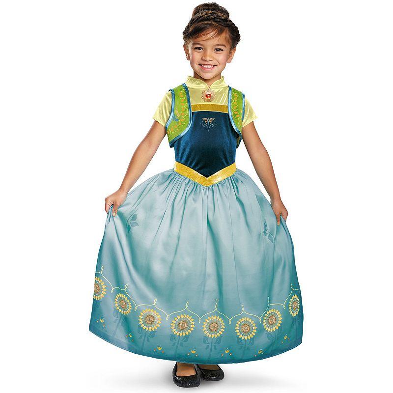 Disney's Frozen Fever Anna Costume - Kids