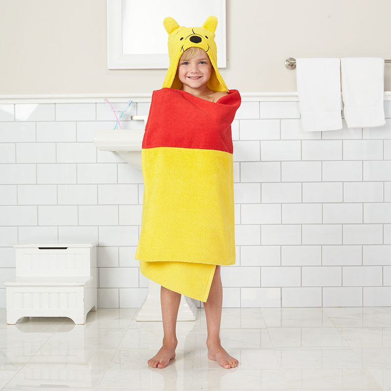 Disney's Winnie the Pooh Bath Wrap by Jumping Beans®