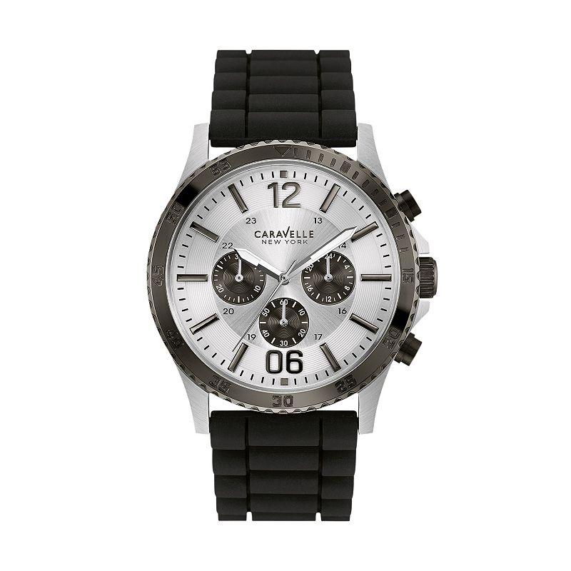 Caravelle New York by Bulova Men's Chronograph Watch