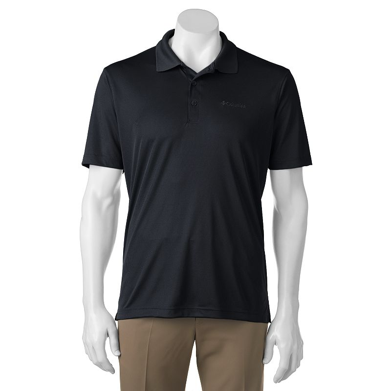 Men's Columbia Fork Stream Classic-Fit Omni-Shade Performance Polo