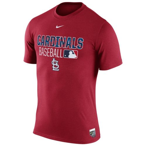 Men's Nike St. Louis Cardinals AC Legend Dri-FIT Tee