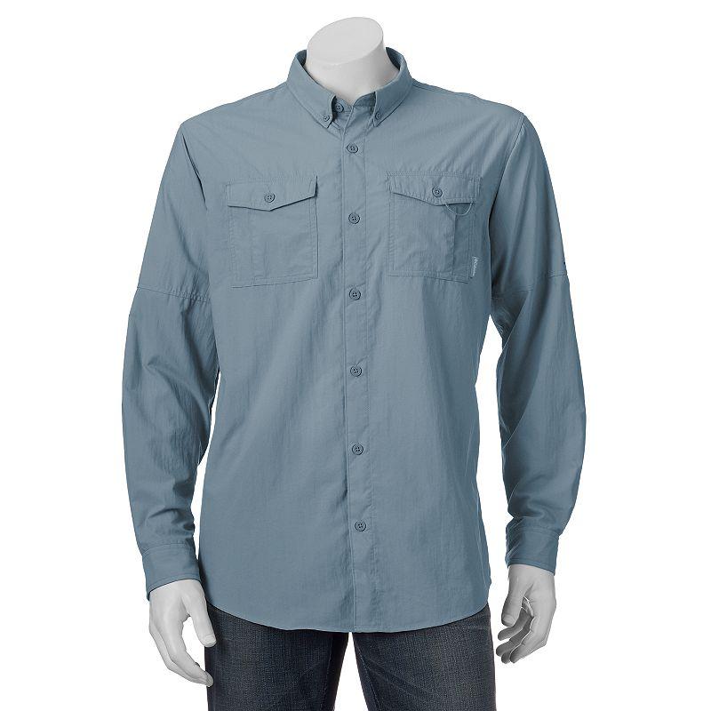 Big & Tall Columbia Glen Meadow Button-Down Shirt