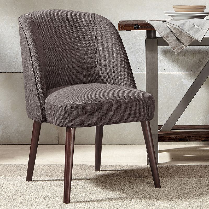 Madison Park Larkin Soft Rounded Back Dining Chair