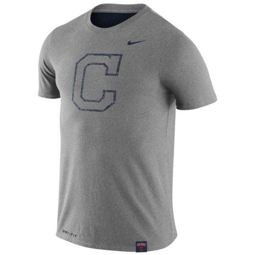 Men's Nike Cleveland Indians Fresh Logo Tee