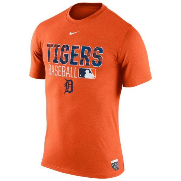 Men's Nike Detroit Tigers AC Legend Dri-FIT Tee