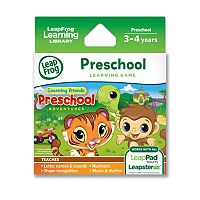 LeapFrog Learning Friends: Preschool Adventures Learning Game
