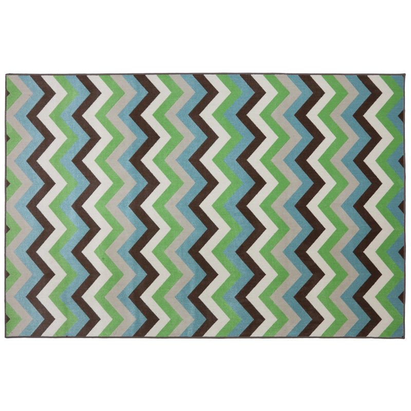 Mohawk Home Striped Rug