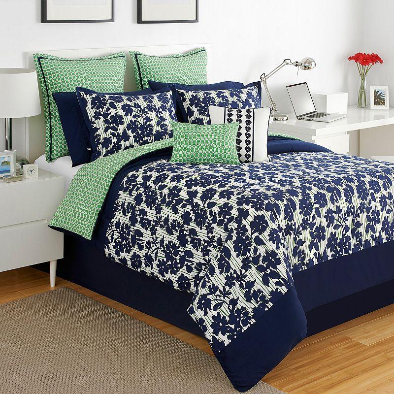 IZOD Augusta Reversible Comforter Set