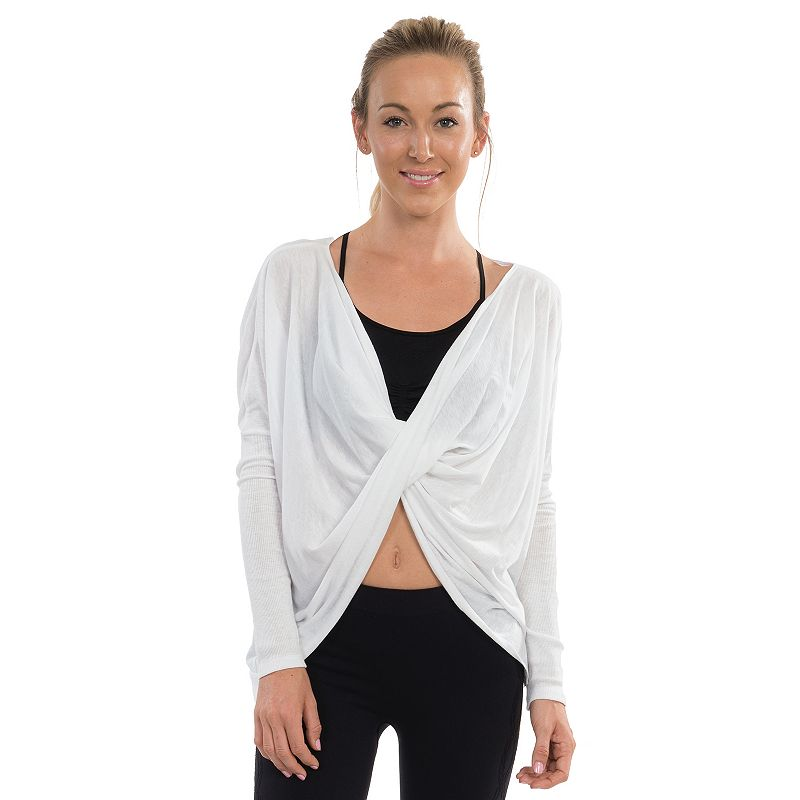 Colosseum Cross My Heart Yoga Cover-Up - Women's