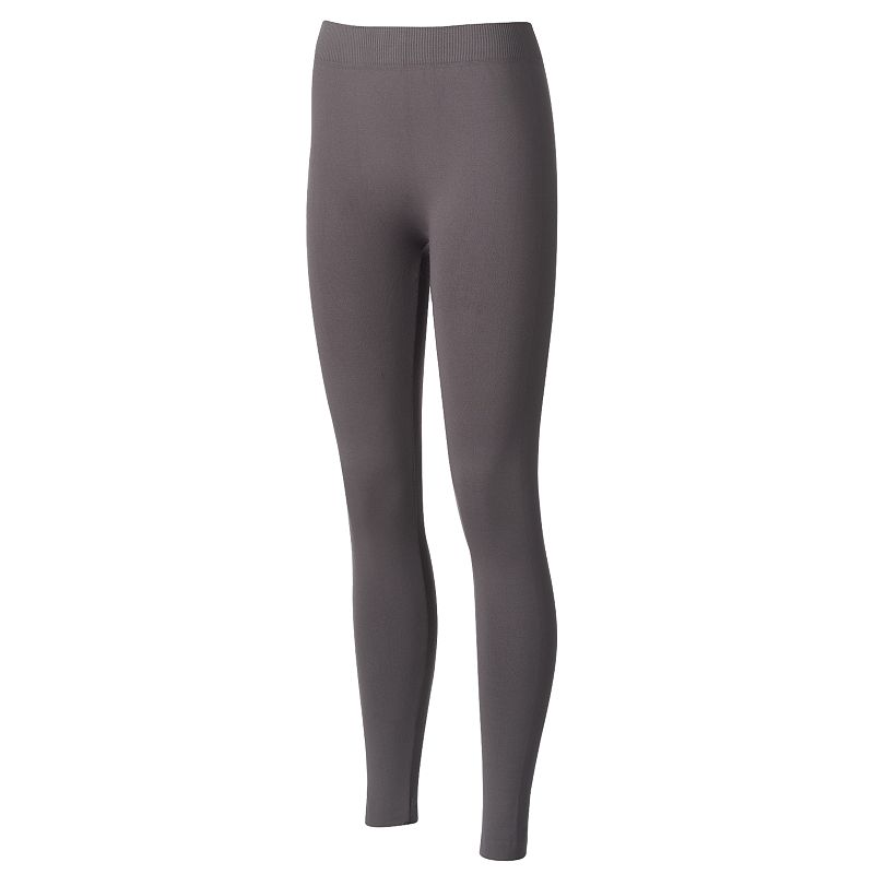 Juniors' One Step Up Fleece Lined Leggings