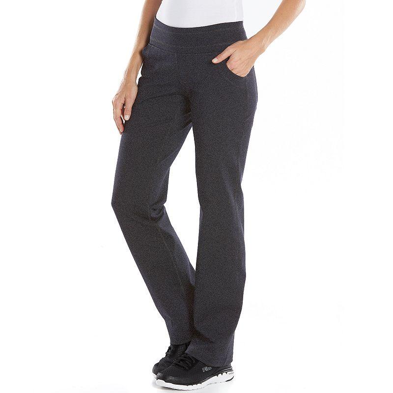 Women's Tek Gear® Shapewear Relaxed Straight Leg Pants