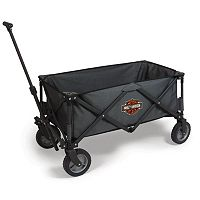 Picnic Time Harley-Davidson Collapsible Adventure Wagon