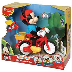 Disney's Mickey Mouse Clubhouse Silly Wheelie Mickey by Fisher-Price by