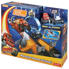 Blaze & the Monster Machines Monster Dome Playset by Fisher-Price by