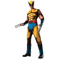 Wolverine Deluxe Costume - Adult