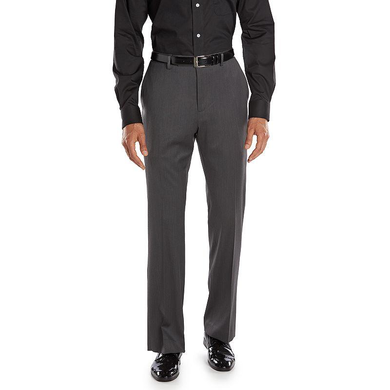 Men's Marc Anthony Extra Slim-Fit Gray Suit Pants