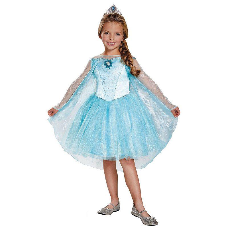 Disney's Frozen Elsa Prestige Costume - Toddler